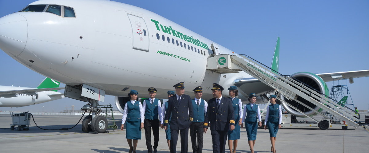 Image result for Turkmenistan Airlines